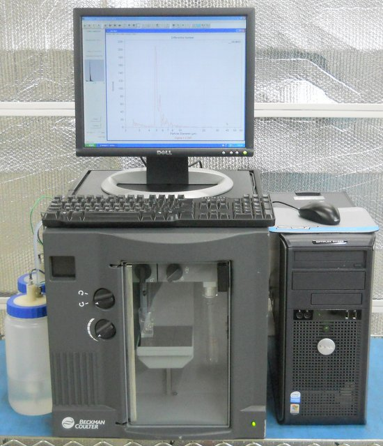 MS3 Multisizer 3 Particle Counter