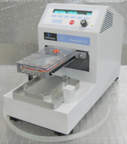 Platewash Plus Microplate Washer