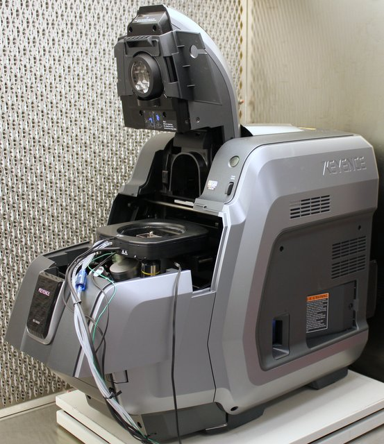 BZ-9000E Inverted Fluorescence Phase Contrast Microscope