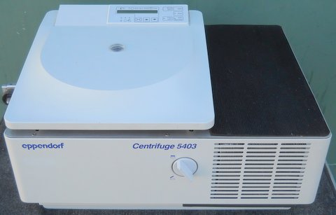 5403 Refrigerated Benchtop Centrifuge