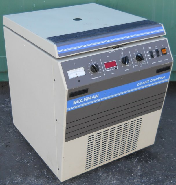 Allegra 6KR / GS-6KR Refrigerated Centrifuge