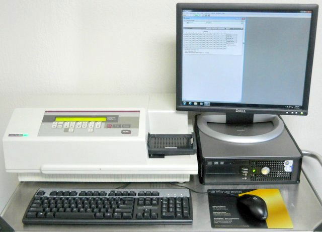 SpectraMax 340pc Microplate Spectrophotometer