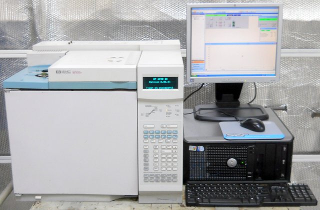 6890 GC Gas Chromatograph