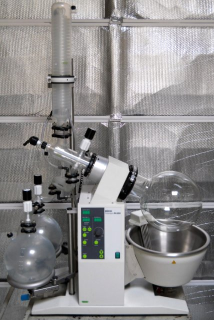 R-220 Large-Scale Rotary Evaporator