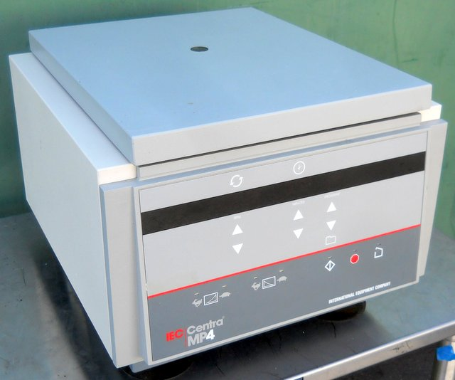 Centra MP4 Benchtop Centrifuge
