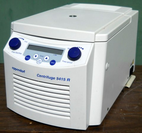 5415R Refrigerated Microcentrifuge
