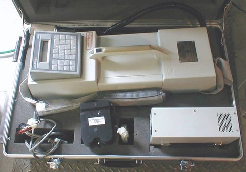 Foxboro Miran 1bx Infrared Gas Analyzer Scientific