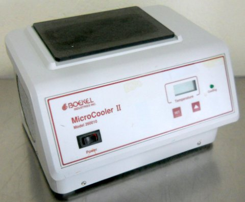 MicroCooler II Cold Well Incubator
