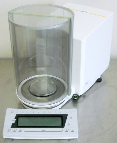 MC410S SuperRange Analytical Balance