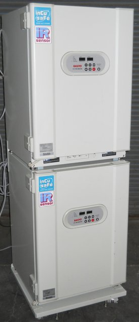 Sanyo Mco 18aic Dual Chamber Co2 Incubator Scientific