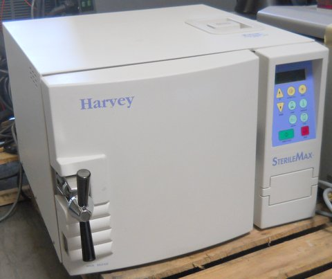 Harvey SterileMax Steam Sterilizer