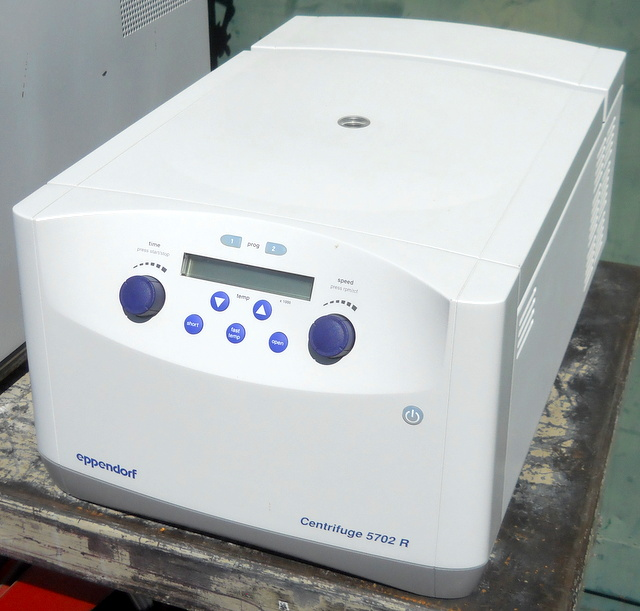 5702R Refrigerated Benchtop Centrifuge