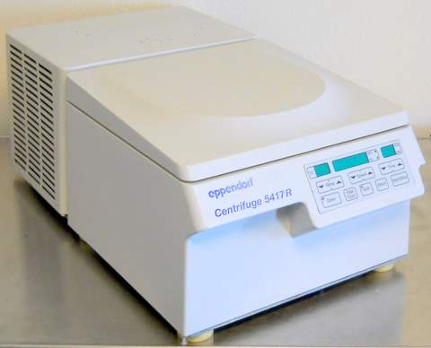 5417R Refrigerated Microcentrifuge 240V