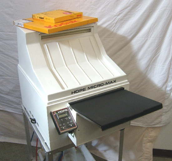 Micro-Max X-Ray Automatic Film Processor