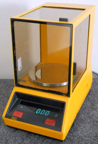 Sartorius 1219 Top-Loading Balance