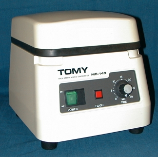 MC 140 Benchtop Microcentrifuge