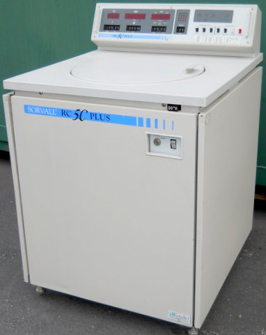 Sorvall Rc 5c Plus Refrigerated Superspeed Floor Model