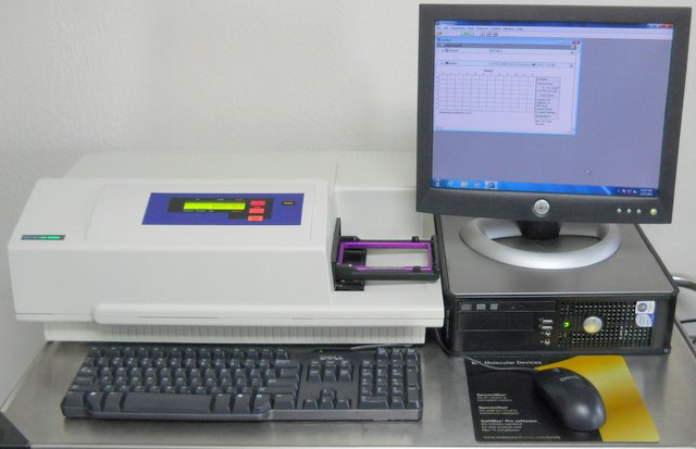 SpectraMax Gemini XPS Microplate Top Read Fluorescence Spectrophotometer