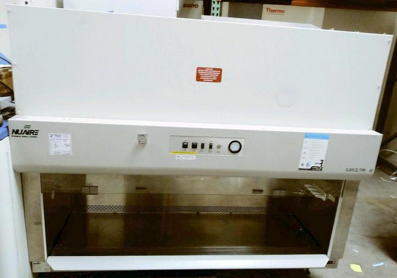 NU-425-600 6ft. Biosafety Cabinet